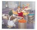 Julie Dawn Cole (Willy Wonka & The Chocolate Factory) - Genuine Signed Autograph 8104